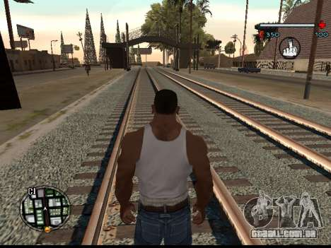 C-HUD Good para GTA San Andreas
