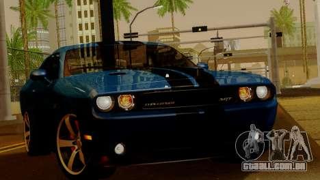 ENBSeries para PC fraco v4 para GTA San Andreas