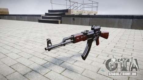 A AK-47 Colimador de destino para GTA 4