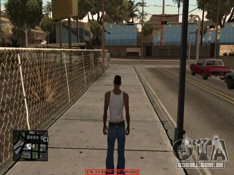 CLEO Date and Time para GTA San Andreas segunda tela