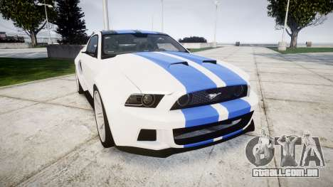 Ford Mustang GT Tobey Marshall para GTA 4