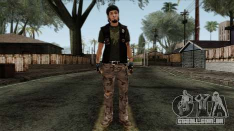 GTA 4 Skin 9 para GTA San Andreas