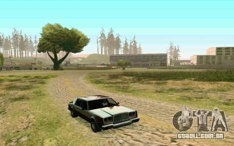 ENB para empresas de médio e PC fraco para GTA San Andreas