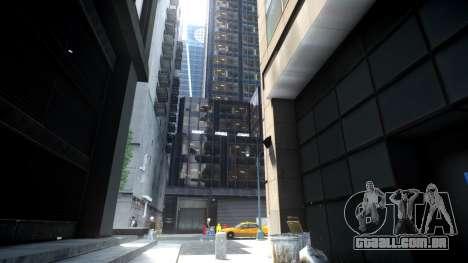 CryENB V3 para GTA 4 por diante tela