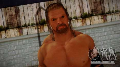 Triple H from Smackdown Vs Raw para GTA San Andreas terceira tela