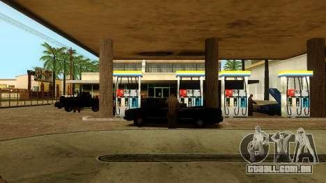 Recuperação de estações de Los Santos para GTA San Andreas décima primeira imagem de tela