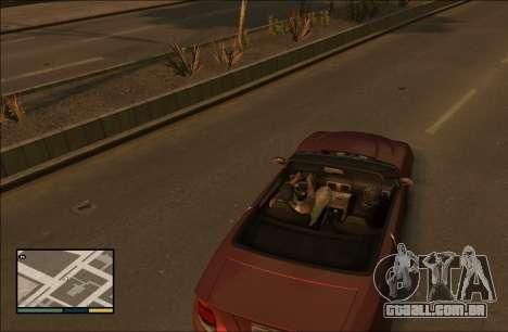 Pique GTA 4 v1.1 para GTA 4 terceira tela
