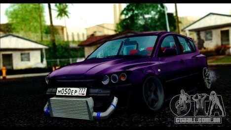 Mazda 3 para GTA San Andreas