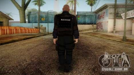 GTA 4 Emergency Ped 15 para GTA San Andreas segunda tela