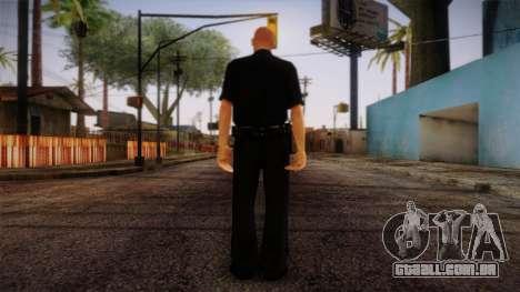 GTA San Andreas Beta Skin 9 para GTA San Andreas segunda tela