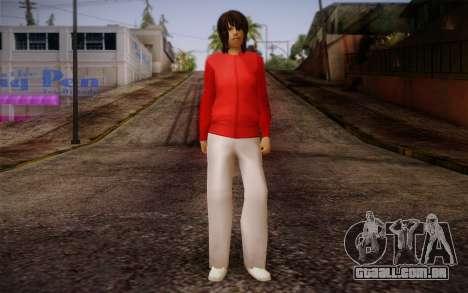 Ginos Ped 8 para GTA San Andreas