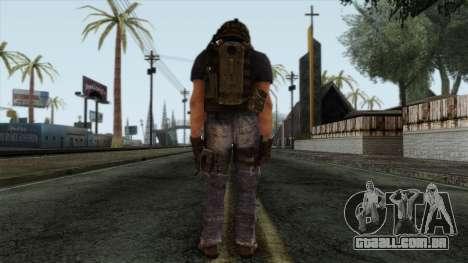 Modern Warfare 2 Skin 12 para GTA San Andreas segunda tela
