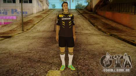 Footballer Skin 4 para GTA San Andreas