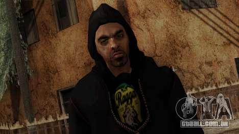 GTA 4 Skin 15 para GTA San Andreas terceira tela