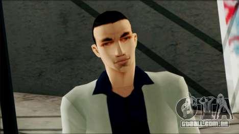 Russian Mafia Skin 2 para GTA San Andreas terceira tela