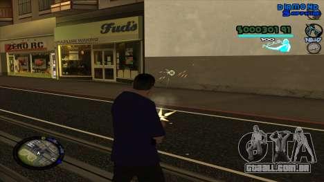 C-HUD Lopez para GTA San Andreas