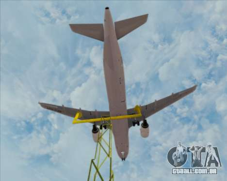 Airbus A320-200 Philippines Airlines para as rodas de GTA San Andreas