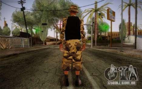 Ginos Ped 14 para GTA San Andreas segunda tela