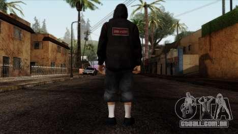 GTA 4 Skin 15 para GTA San Andreas segunda tela