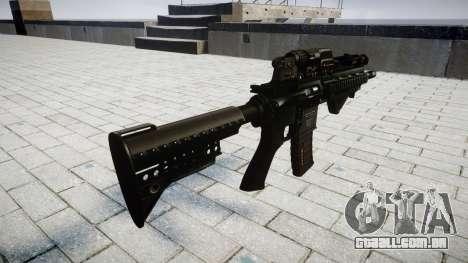 Rifle HK416 CQB para GTA 4 segundo screenshot
