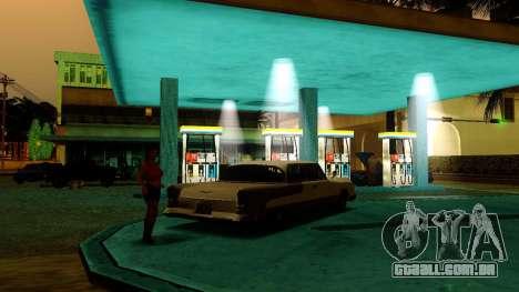 Recuperação de estações de Los Santos para GTA San Andreas