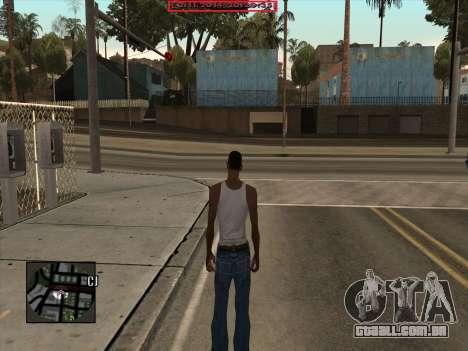 CLEO Date and Time para GTA San Andreas terceira tela