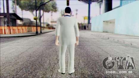 Russian Mafia Skin 2 para GTA San Andreas segunda tela