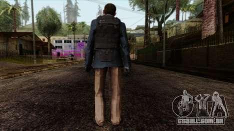 Modern Warfare 2 Skin 20 para GTA San Andreas segunda tela