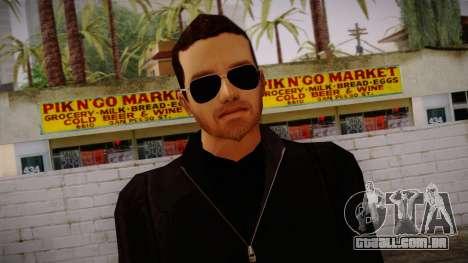 Gedimas Jeffm Skin HD para GTA San Andreas terceira tela