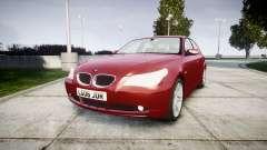 BMW 525d E60 2006