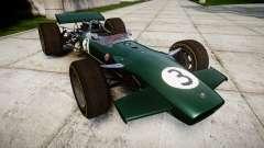 Lotus Type 49 1967 [RIV] PJ3-4