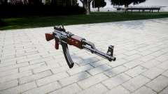 A AK-47 Colimador
