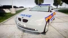 BMW 525d E60 2010 Police [ELS]