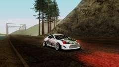 Subaru BRZ VCDT para GTA San Andreas