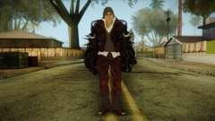 Alex Boss Hammerfist from Prototype 2 para GTA San Andreas