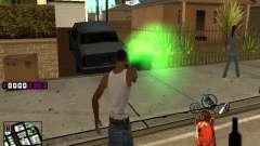 C-HUD RussiA para GTA San Andreas
