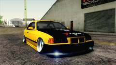 BMW M3 E36 Camber Style