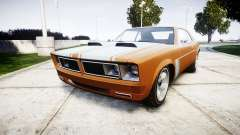 Declasse Tampa 1976 v2.0 para GTA 4