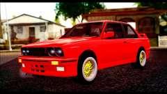 BMW M3 E30 Stock para GTA San Andreas
