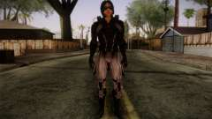 Kei Leng from Mass Effect 3 para GTA San Andreas