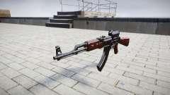 A AK-47 Colimador de destino