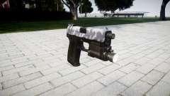 Pistola HK USP 45 sibéria