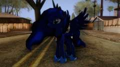 Princess Luna from My Little Pony para GTA San Andreas