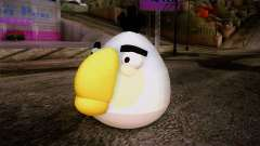 White Bird from Angry Birds