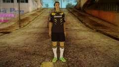 Footballer Skin 4