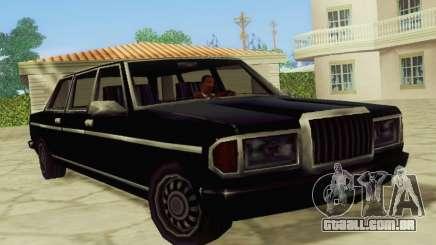 Admiral Limousine para GTA San Andreas