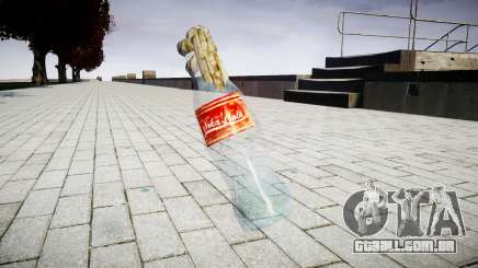Coquetel Molotov-Nuka Cola para GTA 4