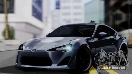 Scion FR-S (IVF) para GTA San Andreas