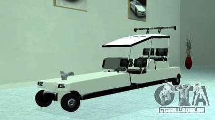 Limgolf para GTA San Andreas