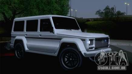 GTA 5 Benefactor Dubsta IVF para GTA San Andreas